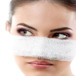 تمیز کردن بینی بعد از رینوپلاستی