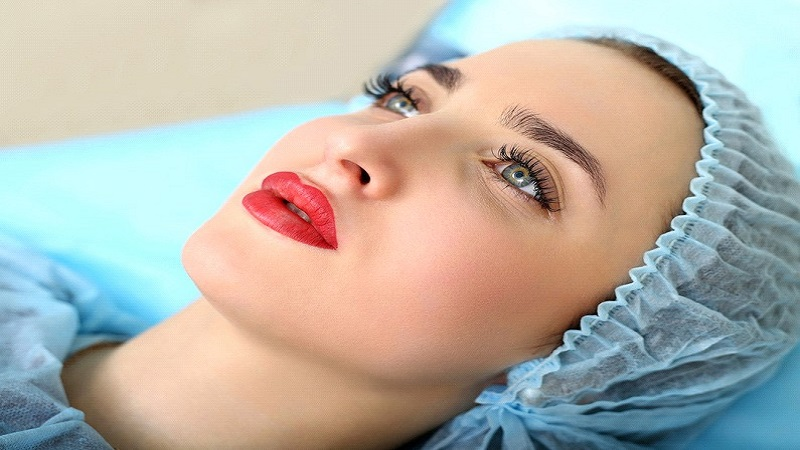 جراحی بینی ثانویه پس از بروز مشکلات تنفسی   جراح پلاستیک اصفهان