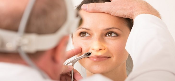 مشکلات تنفسی بعد از عمل بینی