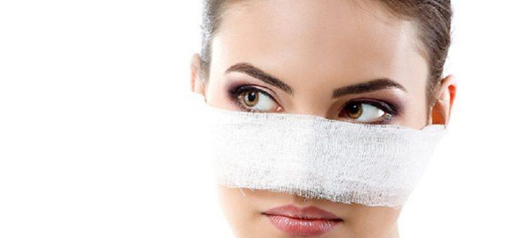 مشکلات و شکایات بعد از عمل جراحی بینی