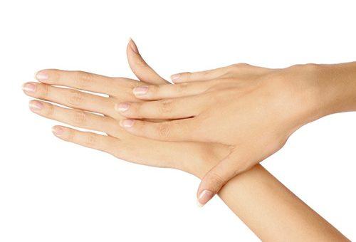 اصلاح رگهای خونی برجسته در دستها