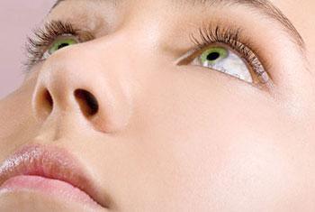 افتادگی بینی های گوشتی بعد از جراحی بینی