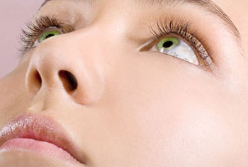 درمان افتادگی نوک بینی